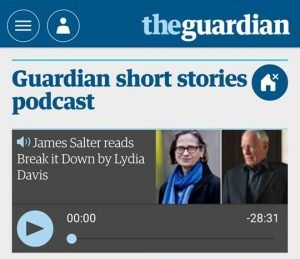 Guardian Short Story Podcasts