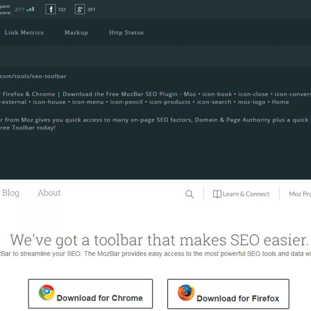 MozBar Streamline your SEO with Free Marketing Tool