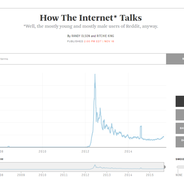 How the Internet Talks