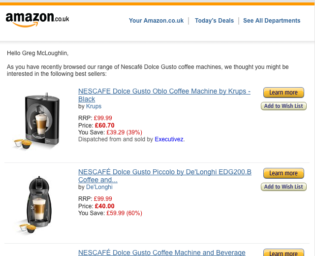 amazon-email-campaign
