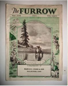 John Deere magazine The Furrow