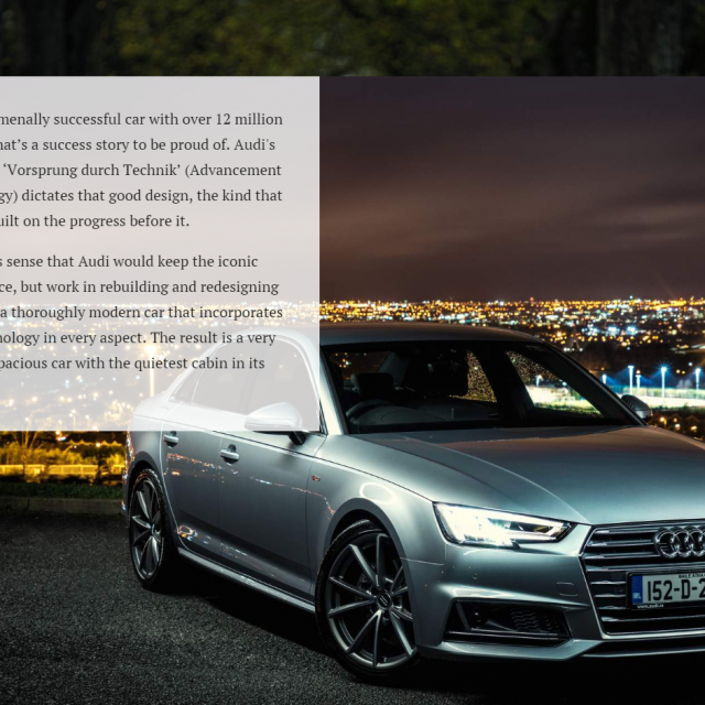 Audi Advertising Indo