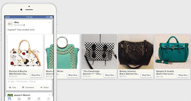 facebook retargeting dynamic ads