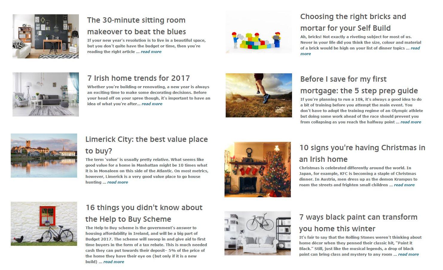boring content industry vertical