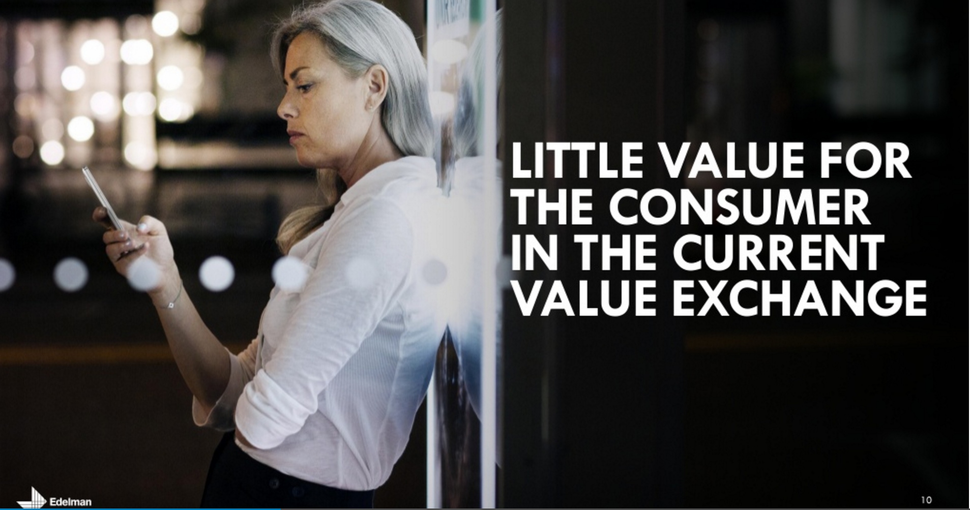 Maximise Customer Value in the Value Exchange in Digital Marketing