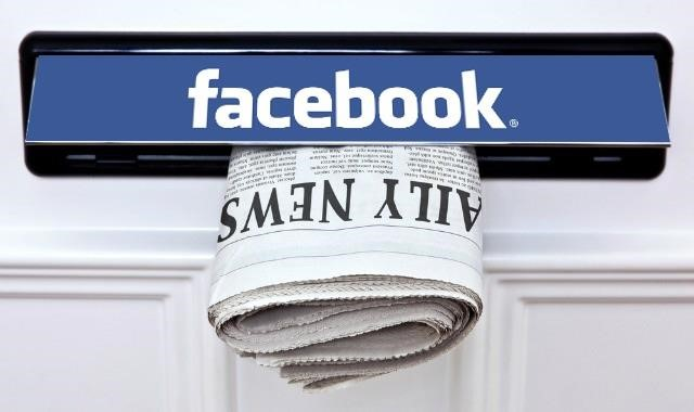 Facebook Social Newspaper