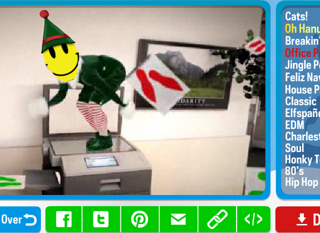 ElfYourself Put Faces on Elves for Christmas