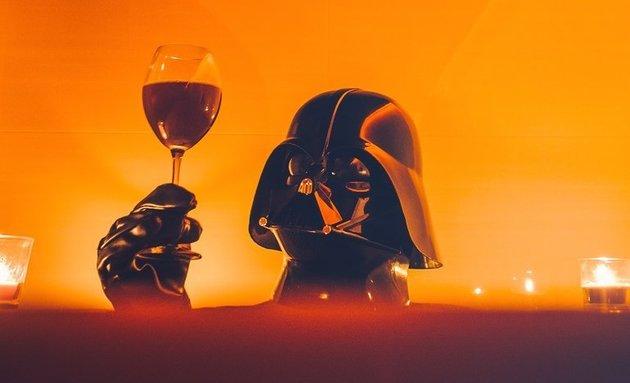 Facebook Content Marketing Dark Posts Darth Vader