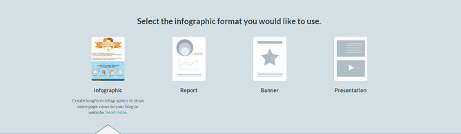 different infographic templates