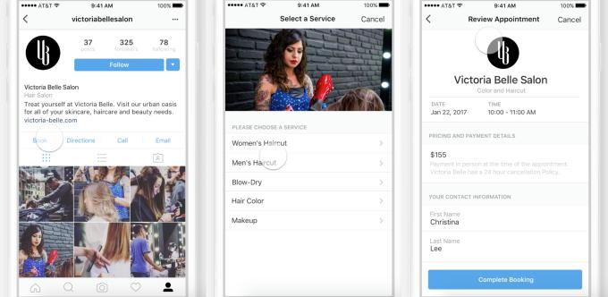 Instagram in stream purchases, social media marketing