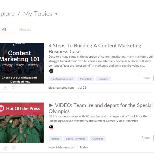 Klout Dashboard Calculate Your Social Influence Score