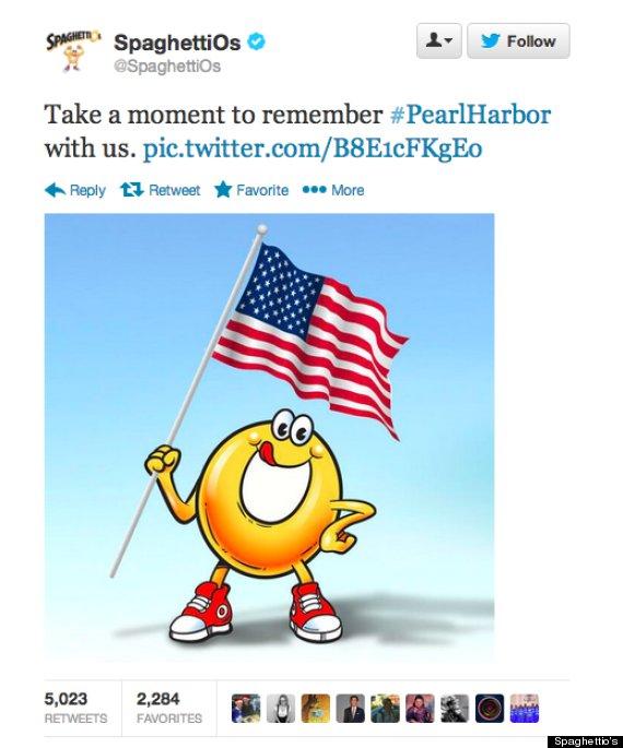 PR disaster SpaghettiOs Social Media Twitter
