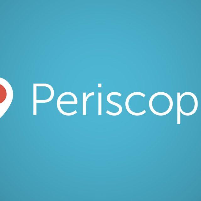 Periscope Logo Video App