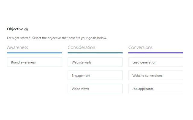 campaign-objective-linkedin-ads