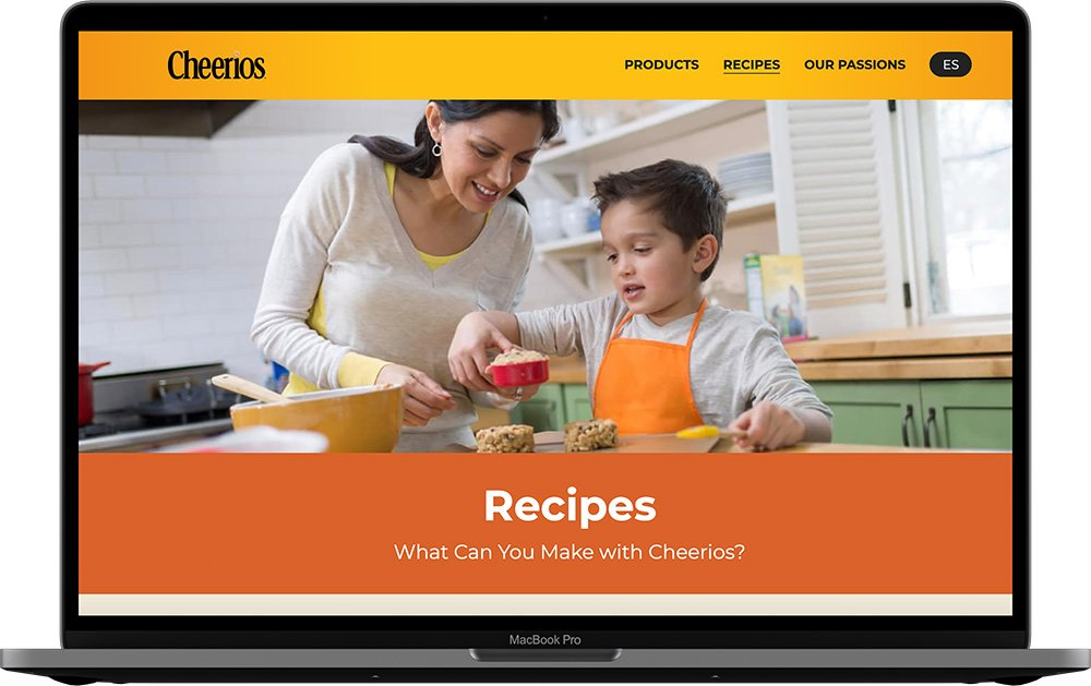 cheerios-website