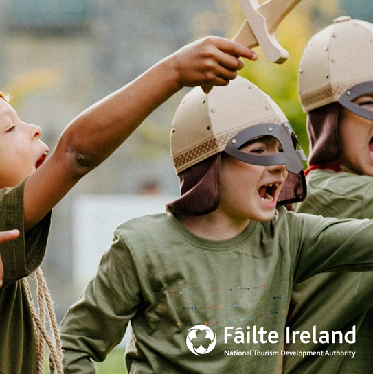 Fáilte Ireland: Reimagining the Discover Ireland website with curated travel content