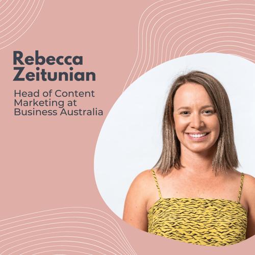 Rebecca Zeitunian