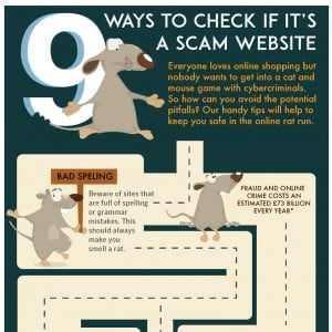 9 Ways to Check If It's a Scam Website