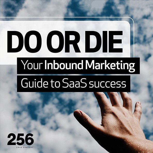 Your Inbound Guide to SaaS Success Ebook