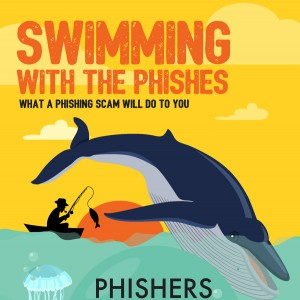 What a Phishing Scam Will Do to You Infographic