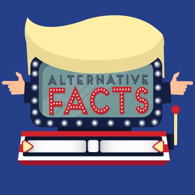 Trump Alterative Facts