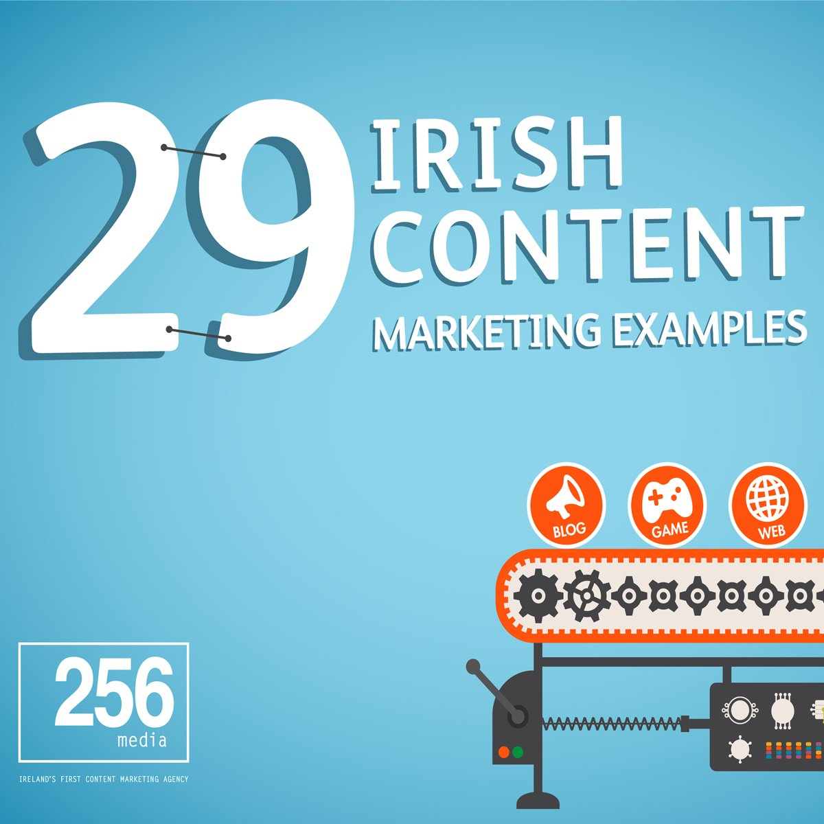 29 Irish Content Marketing Examples