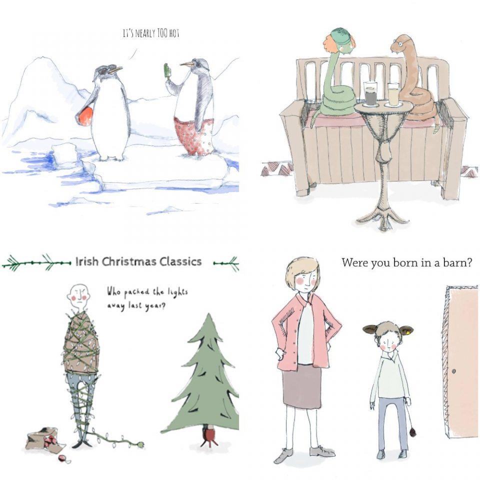 EBS – Hand-drawn illustrations