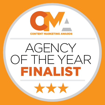 256 Media was named a finalist for the global Content Marketing Agency of the Year award from the Content Marketing Institute.