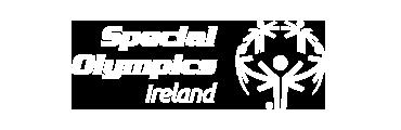 Special Olympics Ireland Logo White test
